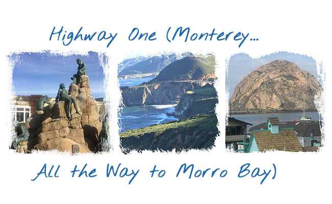 big sut tours from Monterey to Morro Bay CA