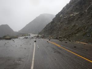 Mud Creek 2 monthe pre-landslide